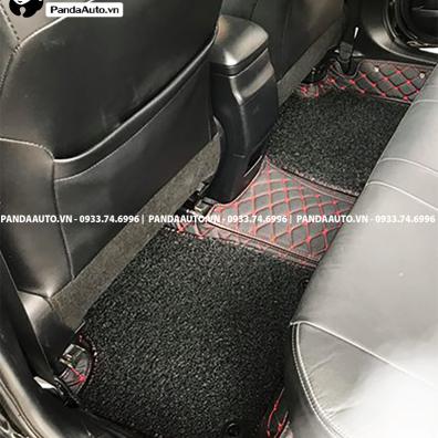 Thảm lót sàn 5D Altis 2014 hàng ghế 2